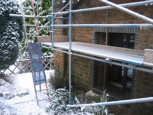 scaffold stole