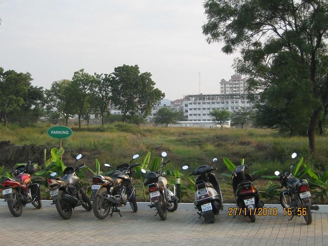 Visit to Kumar Pebble Park, Handewadi, Hadapsar Pune-IMG_4241