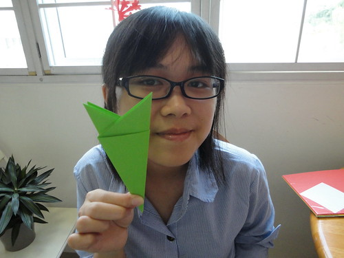 9 Paper Snowflakes