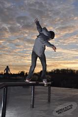"John: Back Lip (Andrew ""Shutter"") Tags: plaza sunset sky fall clouds john photography back evans nikon sundown skateboarding bs pennsylvania johnevans board flash skating peach twin rail andrew pa skatepark 600 skate lip twinlakes epic sb nightfall 2010 shred latrobe gnar lipslide d90 steeze backlip sb600flash nikonsb600flash nikond90 latrobepennsylvania november2010 peachplaza andrewsutter andrewsutterphotography twinlakesskatepark"