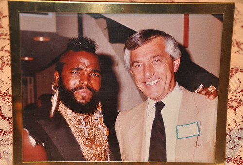 My Dad Mr. B. and Mr. T