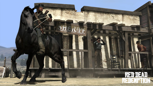 Red Dead Redemption Myths and Mavericks Bonus Pack DLC Is Available Now