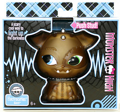 Monster High: Electrocuties: Watzit (xClaribelx) Tags: pets toys mattel frankiestein monsterhigh watzit
