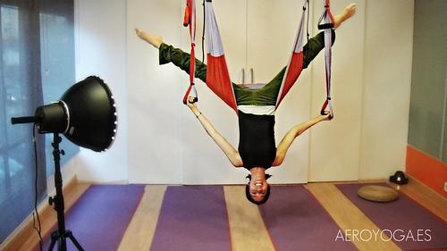 Aero Yoga con Alexandra, Adelgazar