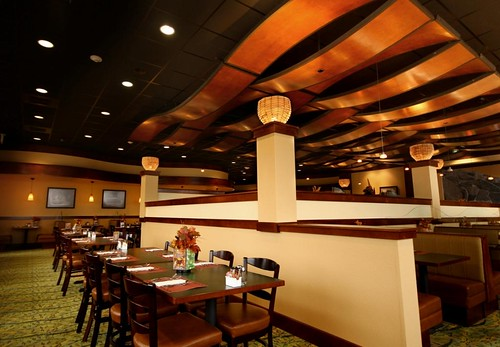 Interior Restaurant Dcor Casino Restaurant Interior Design