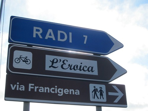 I'm still in Eroica country