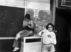 """Far enough..."" (george mitchell1) Tags: atlanta prostitute prostitution hooker streetwalker themajestic documentaryphotography drugaddiction streethooker streetprostitute"