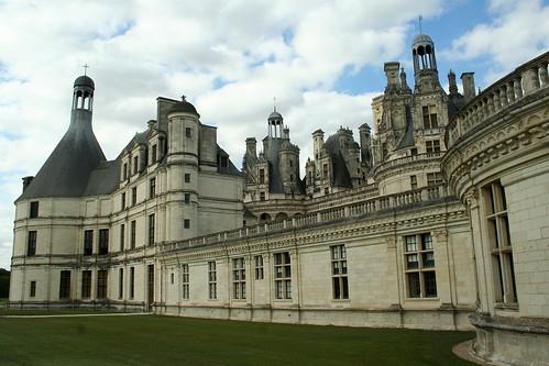 Chateau de Chambord - Chambord Castle
