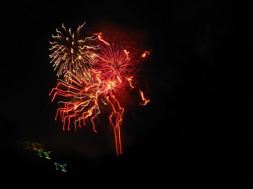 random firework