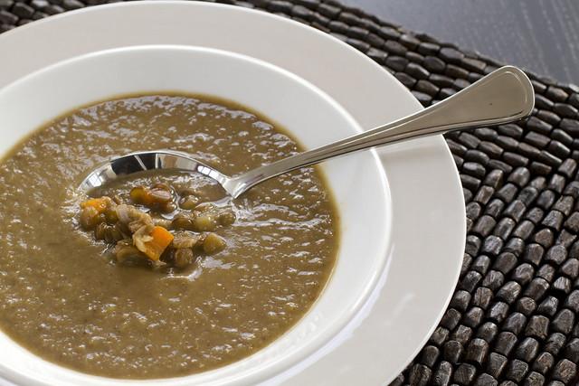 Lentil Soup 2nd round