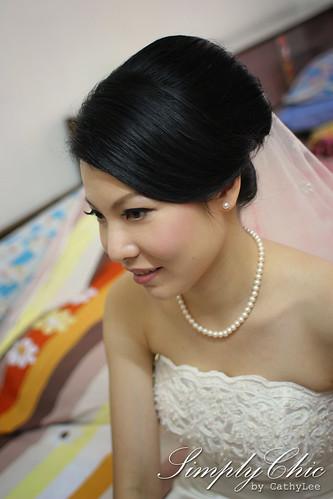 Adeline ~ Wedding Day