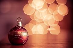 Cherish. (CarolynsHope) Tags: christmas family love dad bokeh special ornament memory cherish carolynshope