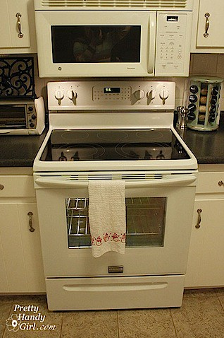 Installing an anti tip bracket for your oven pretty handy girl oveng planetlyrics Choice Image