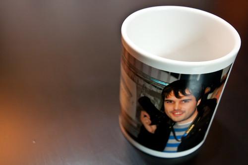 100/365 Inmortalizado en mi taza de desayunar