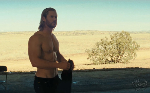Thor Movie - Chris Hemsworth as Thor