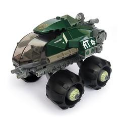 Musashi v2 - 'Ronin Rover' (Fredoichi) Tags: tank lego space military vehicle fredoichi