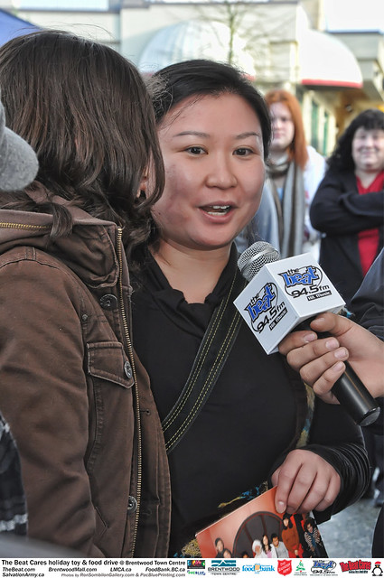 The BEAT CARES holiday food and toy drive at Brentwood Town Centre photos by Ron Sombilon Gallery (130) by Ron Sombilon Gallery