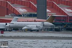G-KANL - 9331 - Ocean Sky - Bombardier BD-700-1A10 - Global Express - Luton - 101207 - Steven Gray - IMG_6214