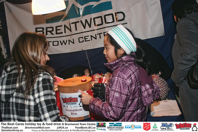 The BEAT CARES holiday food and toy drive at Brentwood Town Centre photos by Ron Sombilon Gallery (556) by Ron Sombilon Gallery