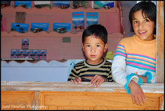 Entrepreneurs (Sunil Parashar) Tags: cute beautiful kids book shimla raw little sister brother innocent best bookstore together bond himachal basic sarahan 1855mmlens nikond40
