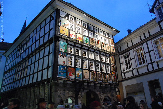 Hattingen, Christmas market, 2010