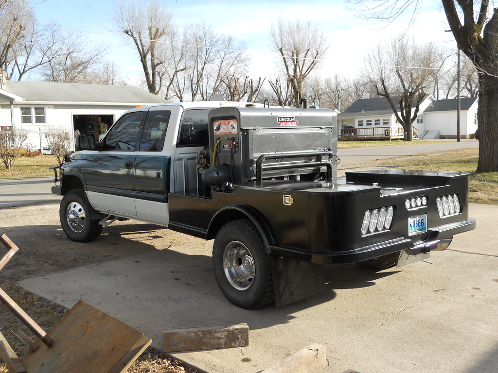 Picture Request 2nd Gen Flatbeds Competition Diesel Com Bringing The Best Together