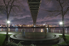 405 Westside (Ben Canales) Tags: bridge night river portland fremont pdx bencanales