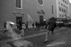 Roma 14 dicembre 2010  Scontri -RIOT