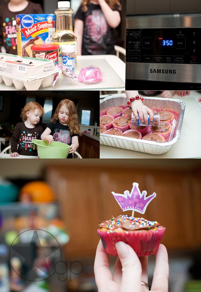 cupcake storyboard