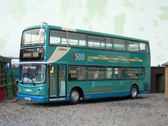 Another milestone reached (quicksilver coaches) Tags: model alexander dennis oo trident diecast arriva 176 alx400 theshires creativemasternorthcord