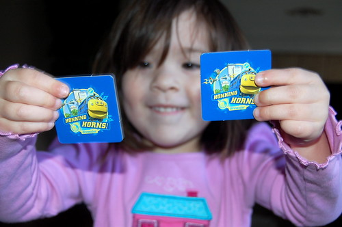 Product review: Chuggington matching game