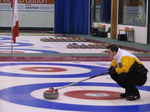 Final game skip for Manitoba