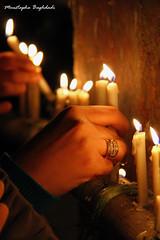 شام غريبان (Moustapha B) Tags: canon eos iran religion 7d ایران 18200 candel 2010 89 باور karaj زن پاییز کرج شرقی مذهب محرم شمع حاجت بانو