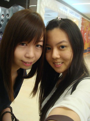 Shannon Chow and Chee Li Kee