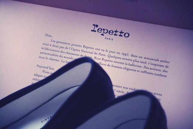 grand choix de c4828 479a7 Repetto VS Louboutin - Zoé Bassetto - blog mode - beauté ...