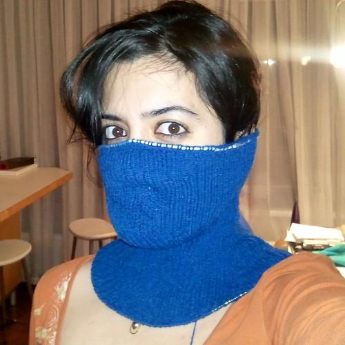 ninja mask of awesomeness wip