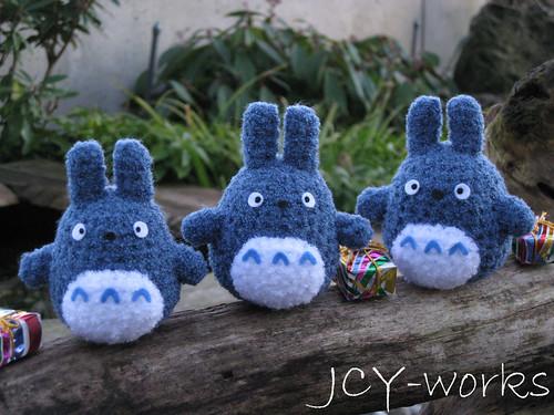 Chu Totoros