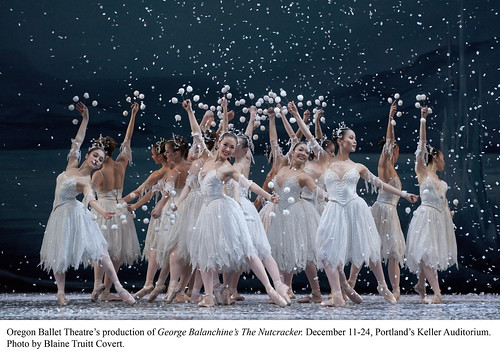 Oregon Ballet Theatre's Nutcracker