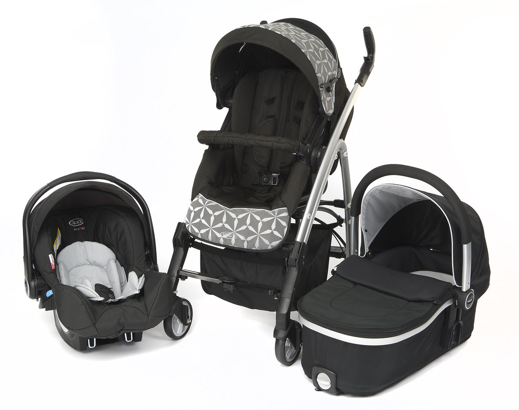 Fusio, Car Seat, Carrycot