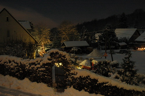 Hattingen Snow Dec 2010