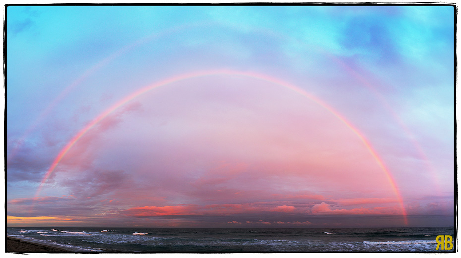 Double Rainbow, all the way