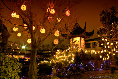 Tonight in Vancouver: The 17th Annual Winter Solstice Lantern Festival at the Dr. Sun Yat-Sen Classical Chinese Garden