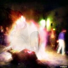 Fuego de San Juan en Las Tiesas Altas (SOPHOCO -santaorosia photographic collectivity-) Tags: noche sanjuan jaca hoguera tiesasaltas sophoco rioestarrun