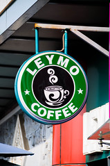 "Cafe in Beijing, the logo looks kinda familiar? • <a style=""font-size:0.8em;"" href=""http://www.flickr.com/photos/29931407@N00/5285753555/"" target=""_blank"">View on Flickr</a>"