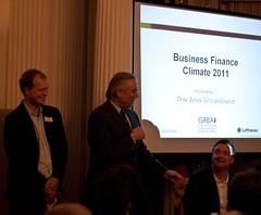 Business Finance Climate 2011