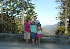 KingFamilyTennesseeApril2010 (Michael Nathan King) Tags: mountains nationalpark tennessee smokymountains