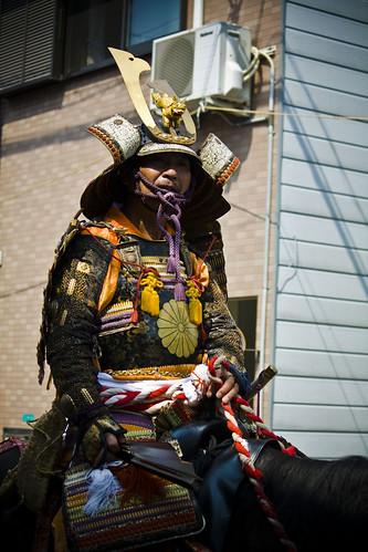 Sumiyoshi Matsuri in Osaka
