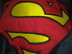 Superman Accappatoio (streetfightman) Tags: superman regalo accappatoio