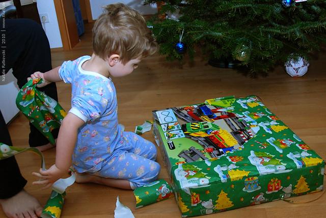 Christmas action :-)