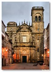 Igreja de Santo Agostinho (vmribeiro.net) Tags: santiago church sony igreja compostela convento baroque convent santo barroco  agostinho neoclssico a350 sonydslr350